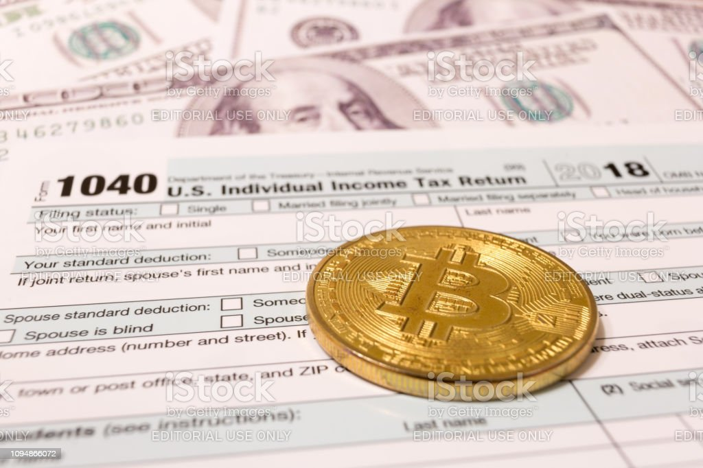 what tax form do i use for cryptocurrency