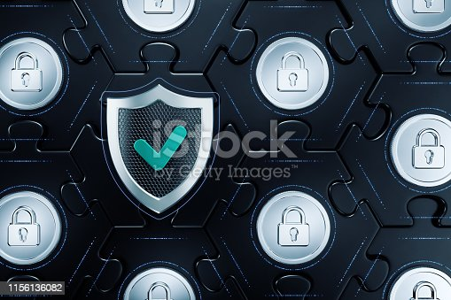 istock Cryptographic Cybersecurity 1156136082