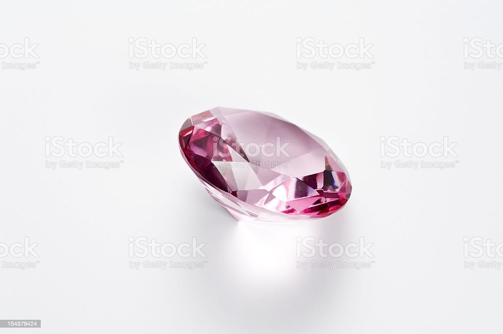 Crystal accessories stock photo