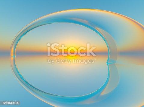 istock Crystal Arch 636539190