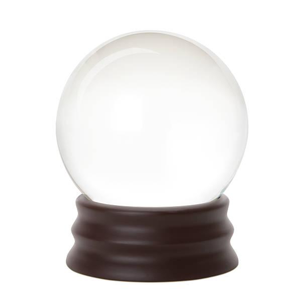 boule de cristal - boule de cristal photos et images de collection