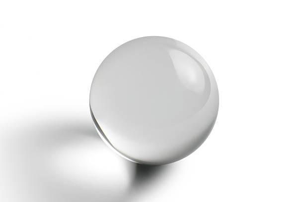 crystal ball - ball stock photos and pictures