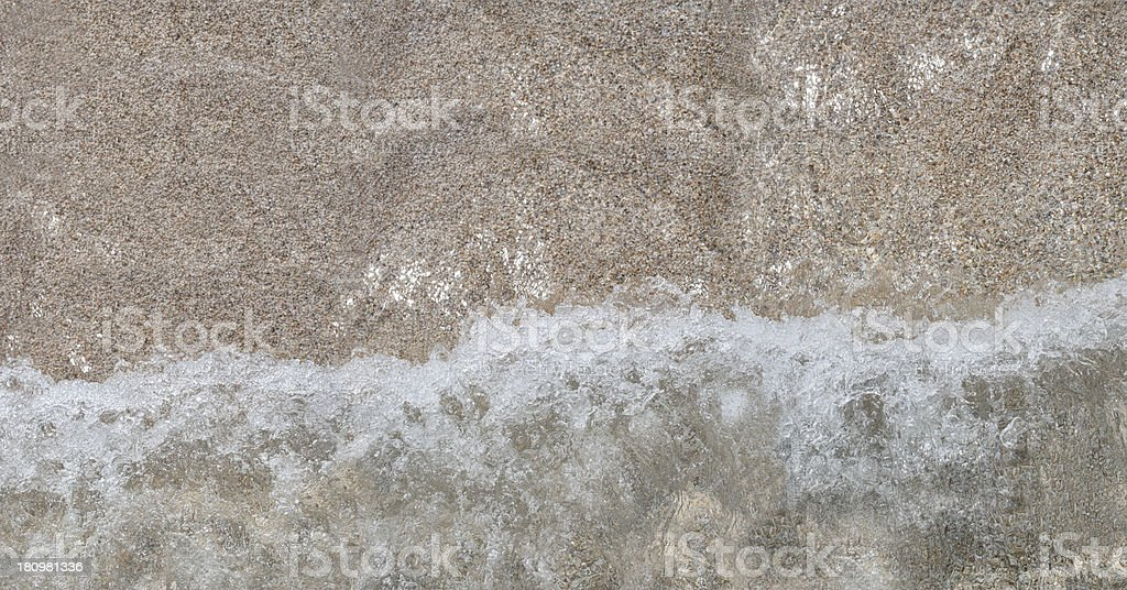 Acqua cristallina royalty-free stock photo