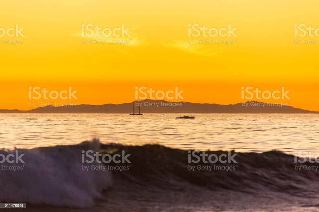 Crystal Cove stock photo