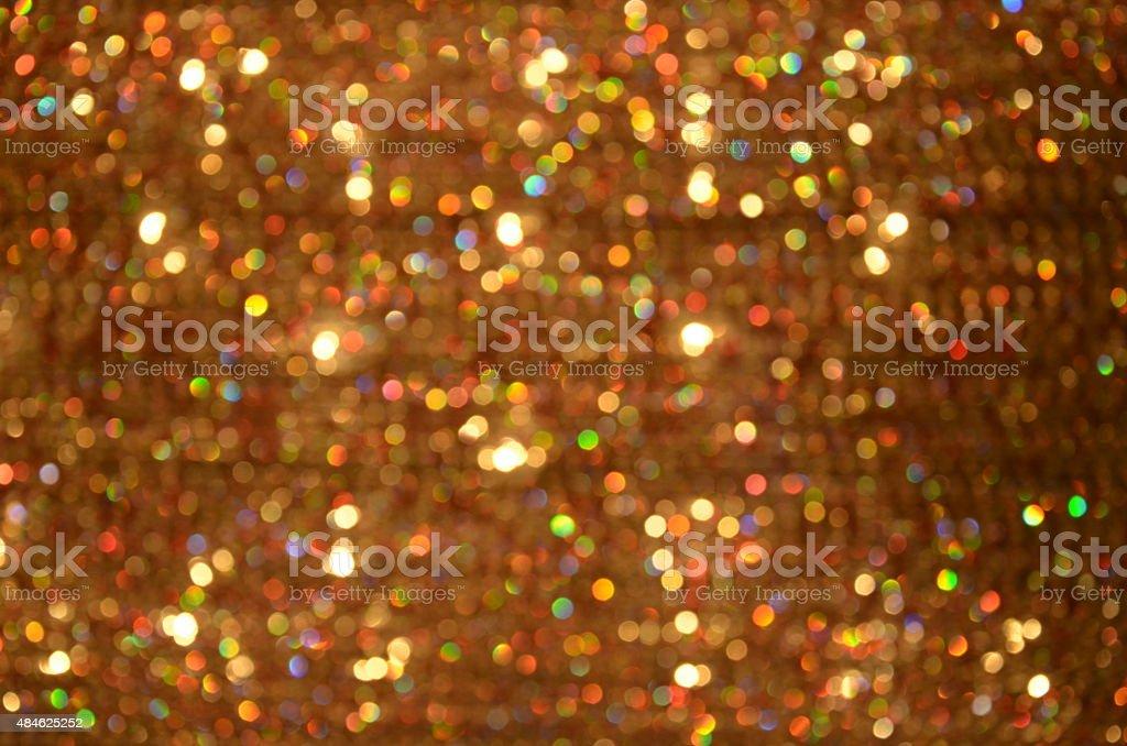 Crystal Curtain stock photo