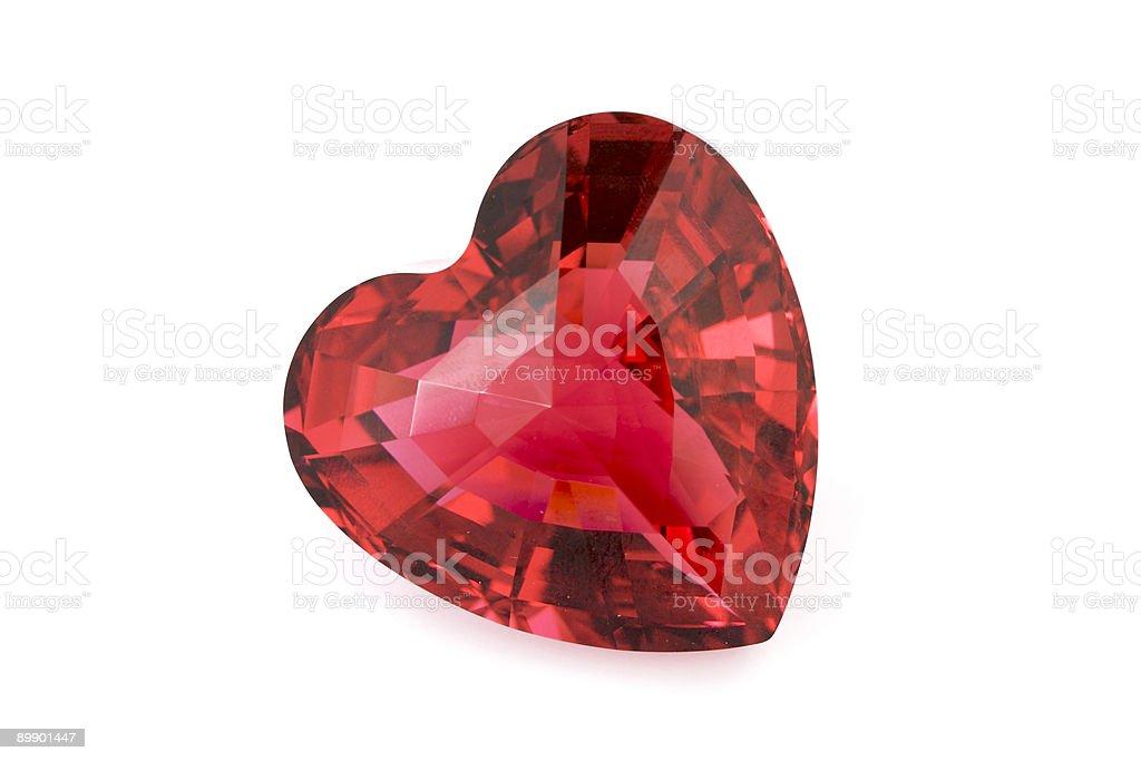 Crystal earth royalty-free stock photo