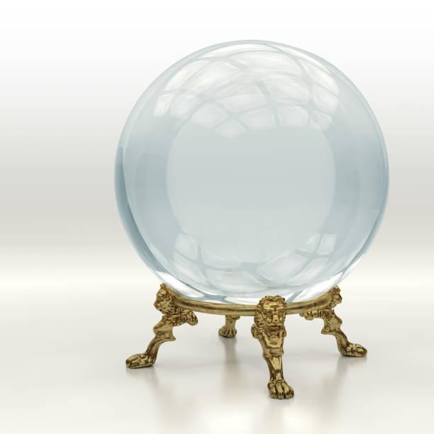 Crystal magic ball – Foto