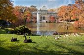 A Crystal Palace in Retiro Park, Madrid