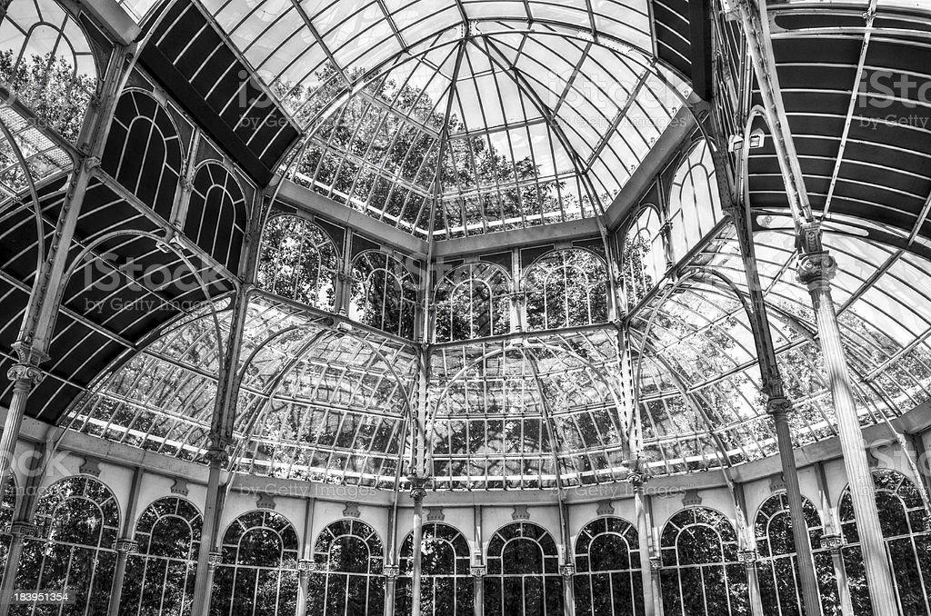 Crystal Palace stock photo