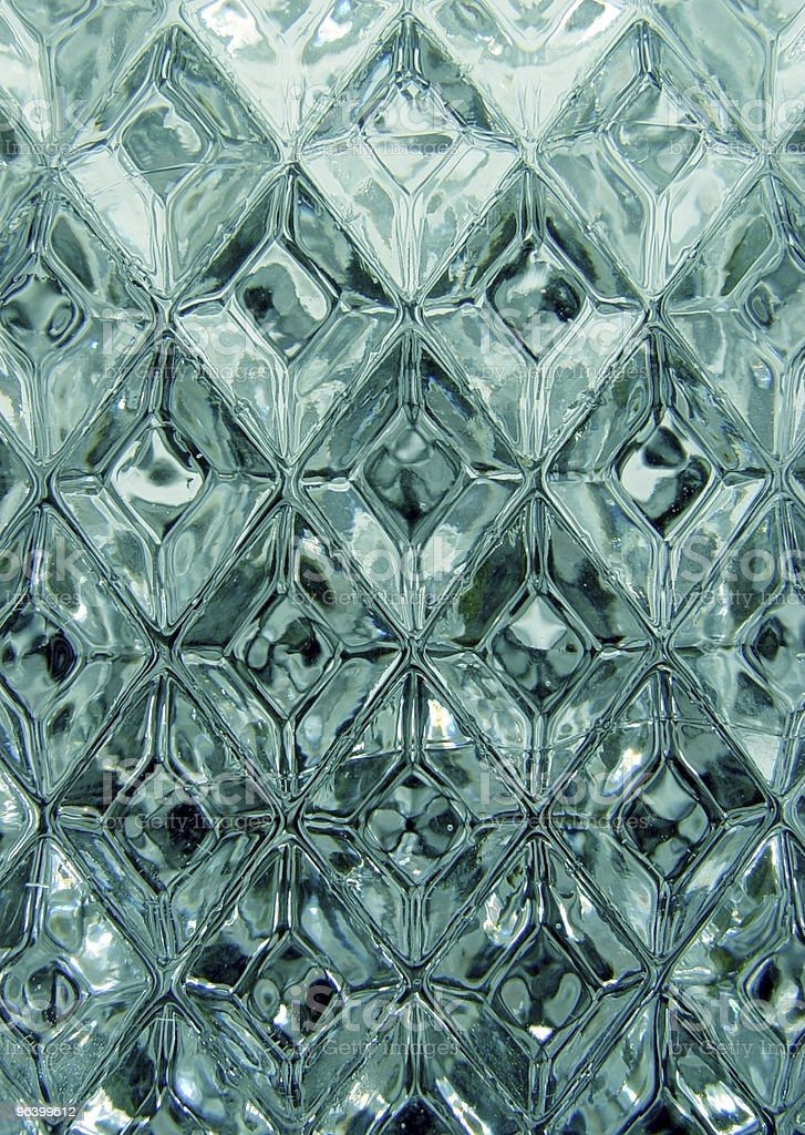 Crystal pattern - Royalty-free Abstract Stock Photo