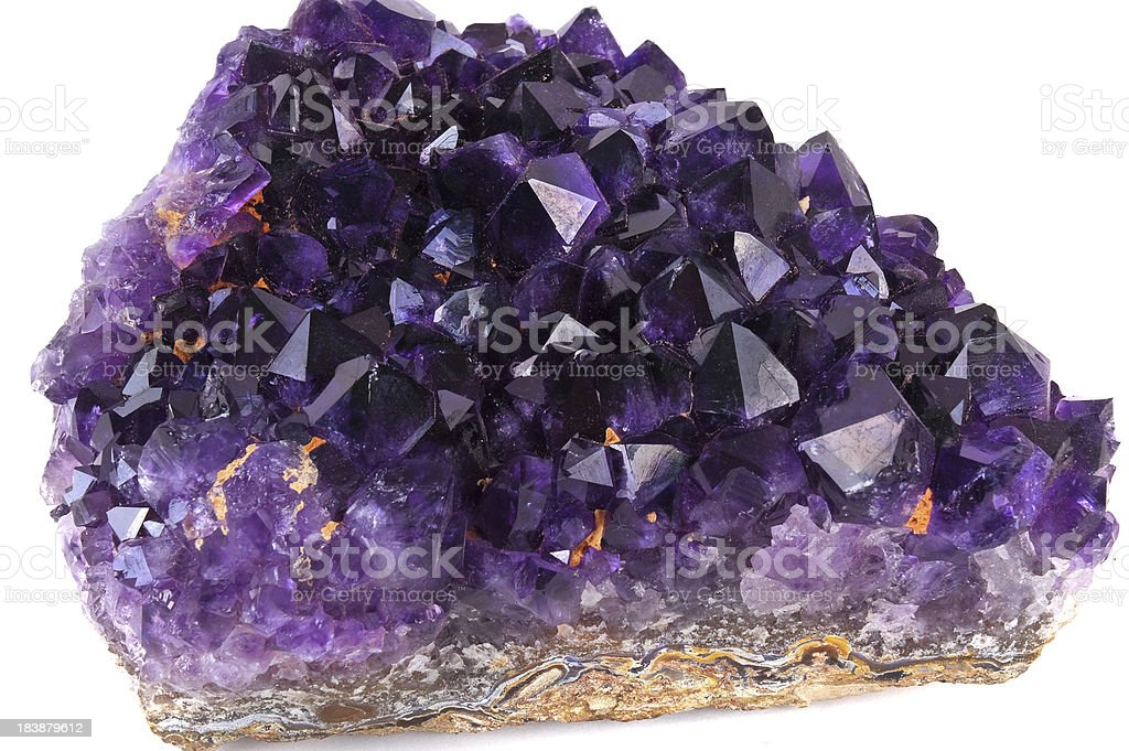 Crystal royalty-free stock photo