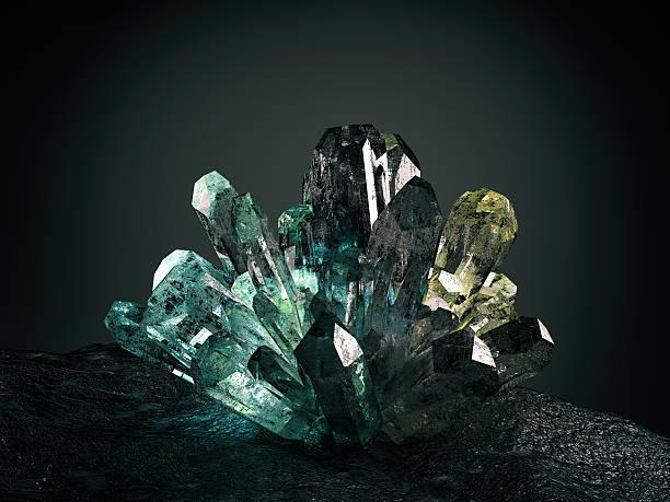 crystal  - minerał zdjęcia i obrazy z banku zdjęć