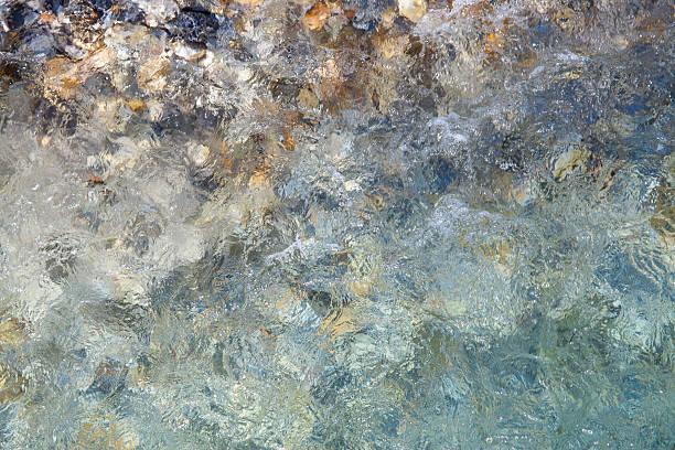 Fluss Crystal river water – Foto