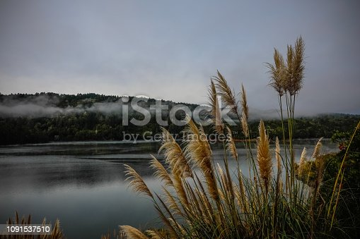 Images of Lower Crystal Springs Reservoir in San Mateo County