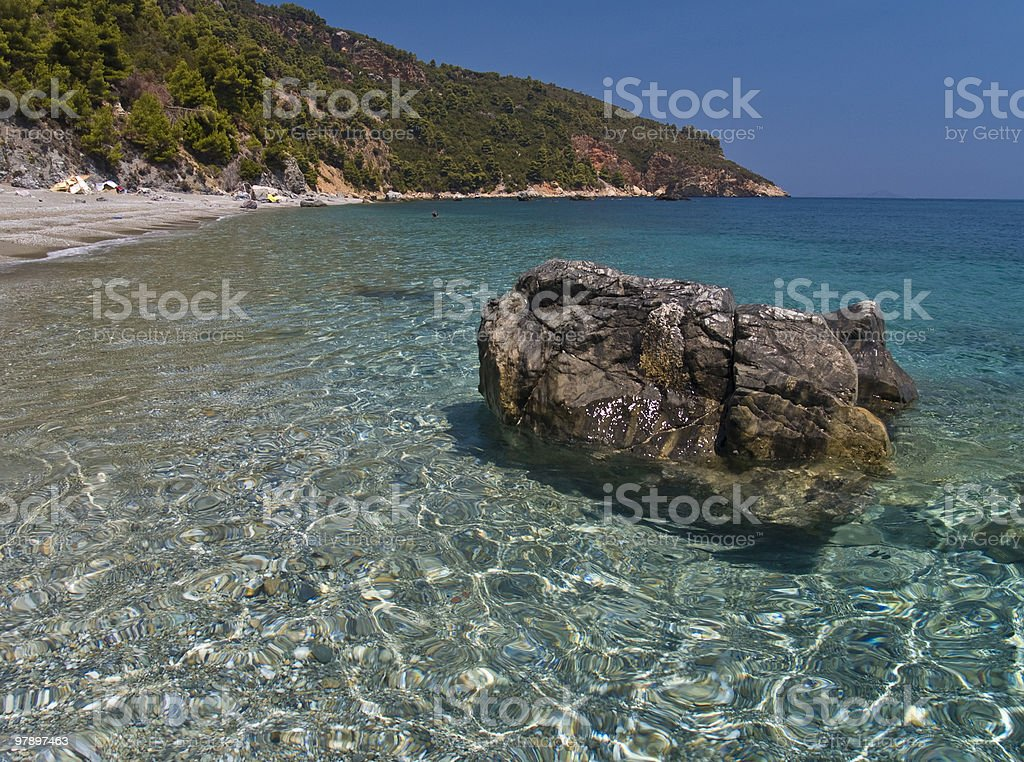 Crystal Waters royalty-free stock photo