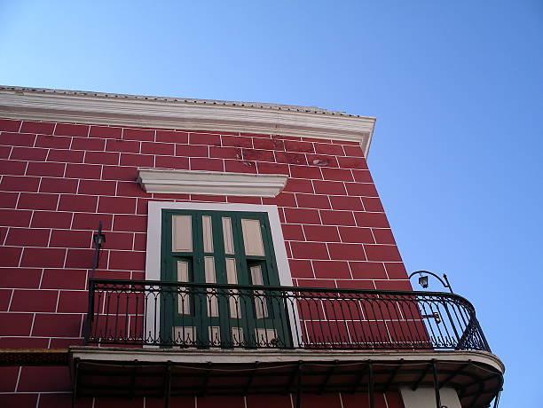 Cuba Architecture stock photo