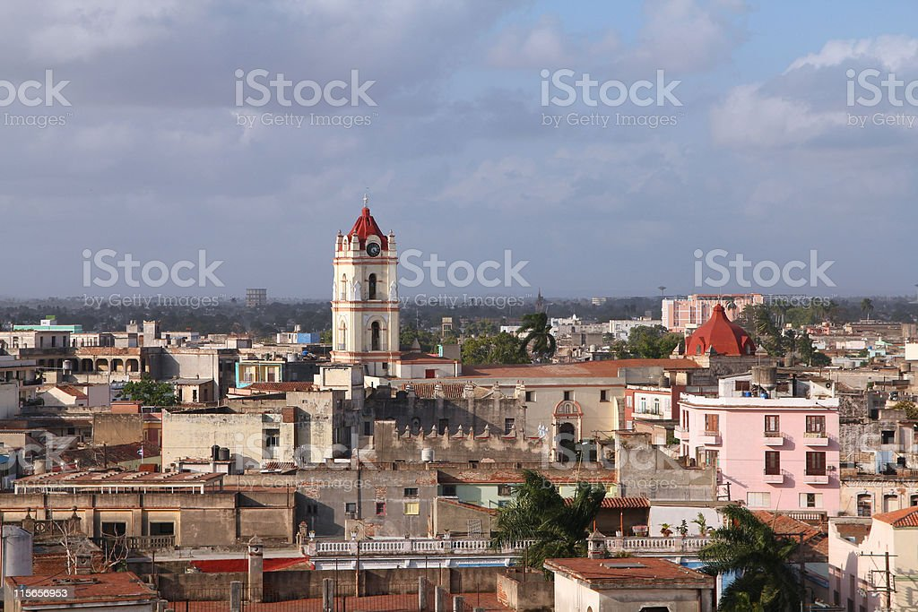 Cuba - Camaguey stock photo