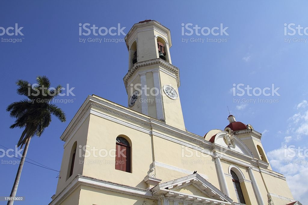 Cuba - Cienfuegos royalty-free stock photo