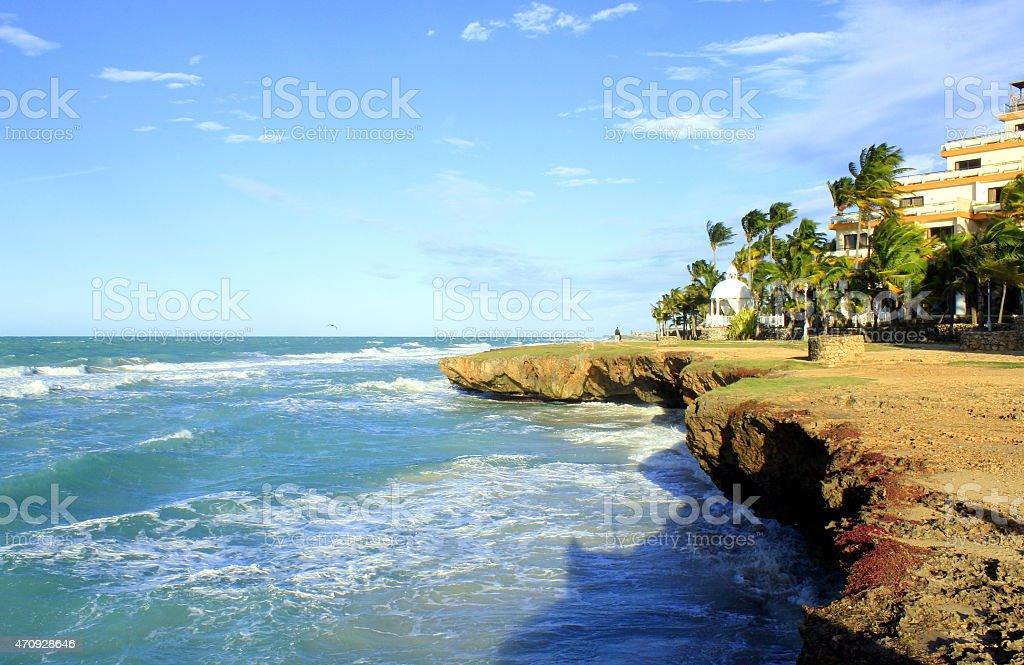 cuba island stock photo