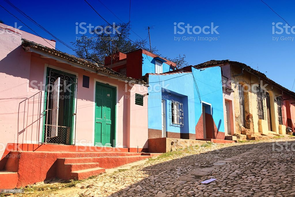 Cuba stock photo