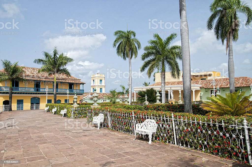 Cuba - Trinidad royalty-free stock photo