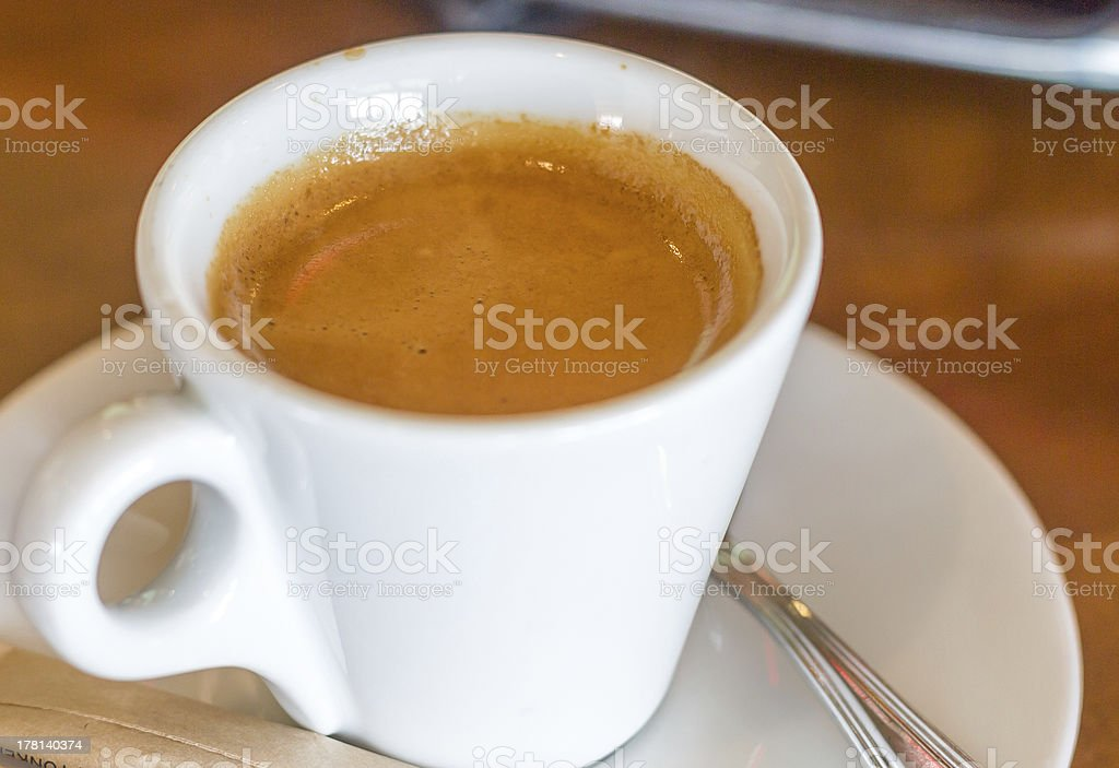 Cuban Coffee stock photo