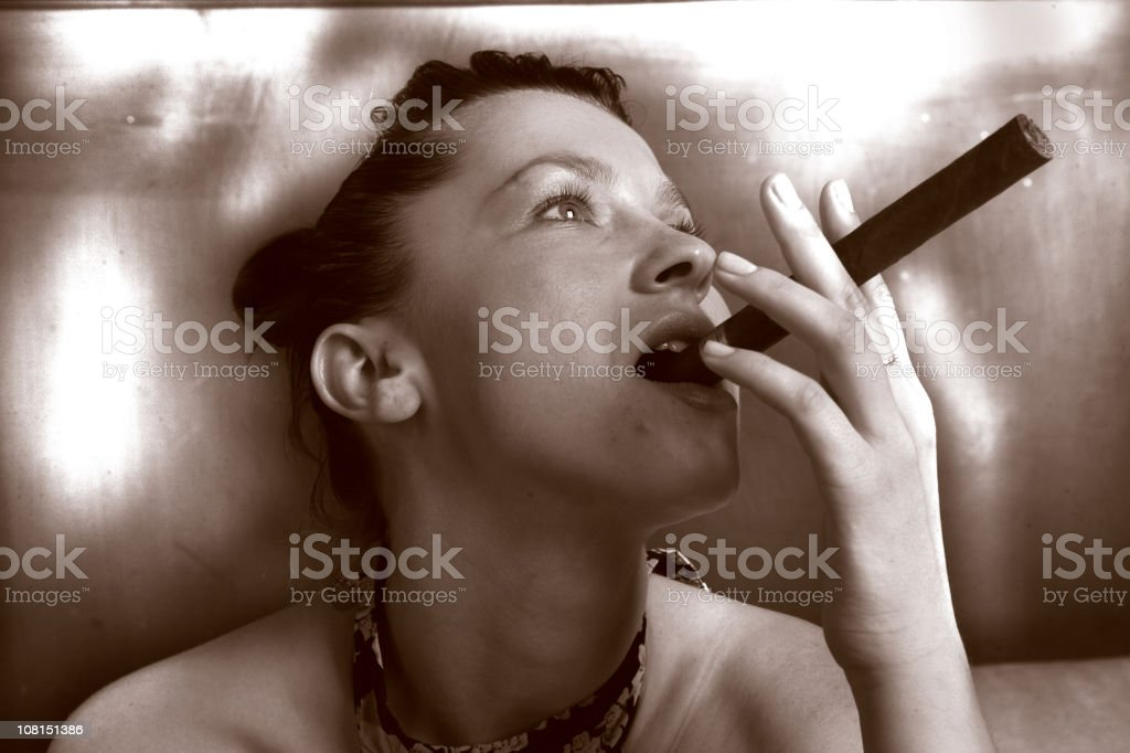 Cuban Desire royalty-free stock photo