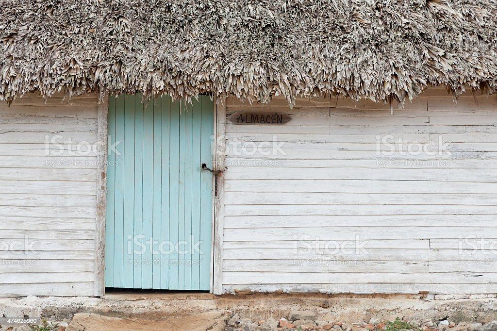 Kubanische housefront – Foto