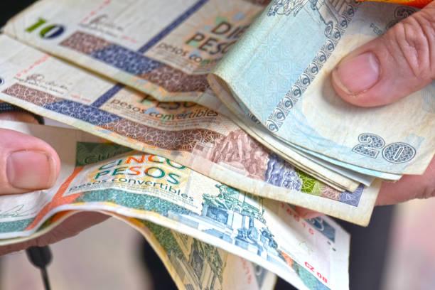 Kubanische Geld – Foto