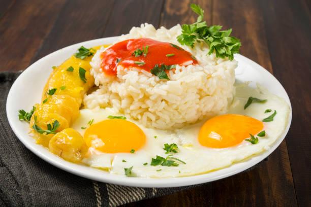 arroz cubano - studioimagen73 fotografías e imágenes de stock