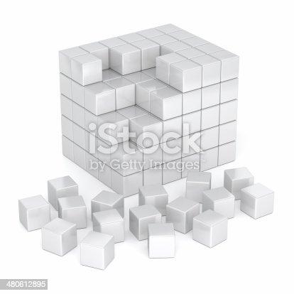 482650499istockphoto Cube and blocks 480612895