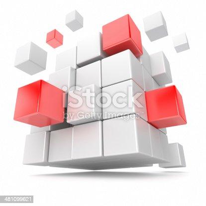 482650499istockphoto Cube and blocks 481099621