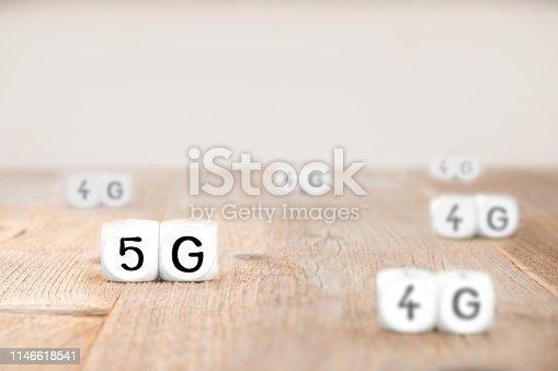 1152653473 istock photo Cube Blocks Concept 1146618541