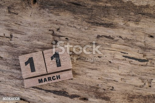 488008496istockphoto cube calendar for march on wooden surface 502839308