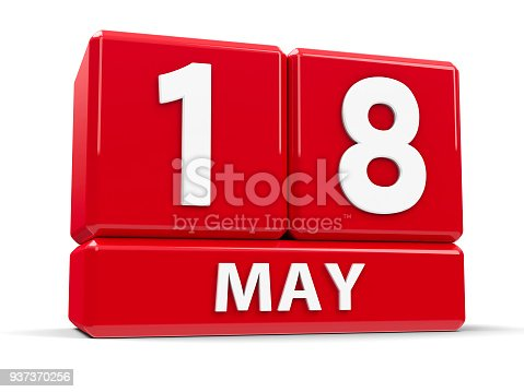 897726350 istock photo Cubes 18th May 937370256