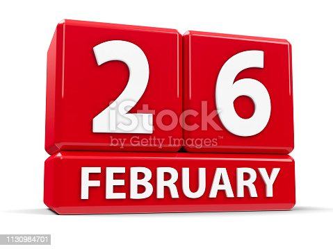 istock Cubes 26th February 1130984701