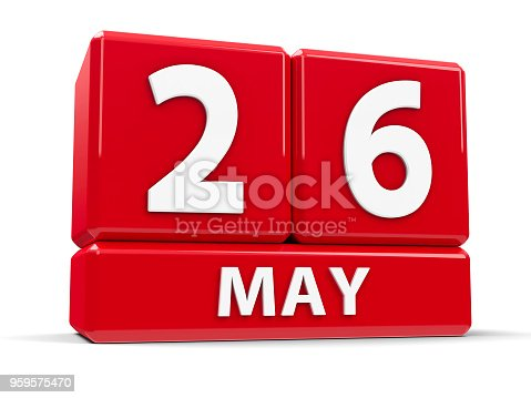 897726350 istock photo Cubes 26th May 959575470