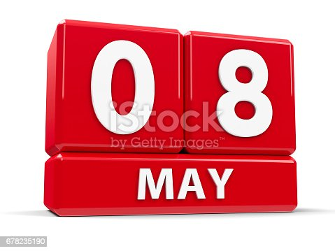 897726350 istock photo Cubes 8th May 678235190