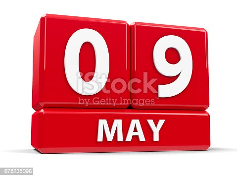 897726350 istock photo Cubes 9th May 678235096