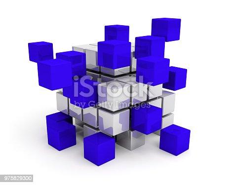 istock cubes teamwork communication 975829300