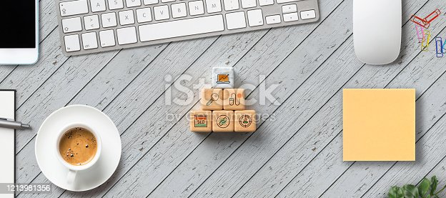 1132786150 istock photo cubes with marketing symbols 1213981356