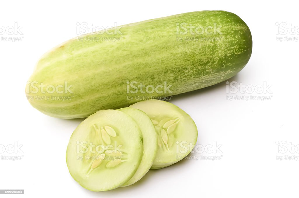 cucumber royalty-free stock photo