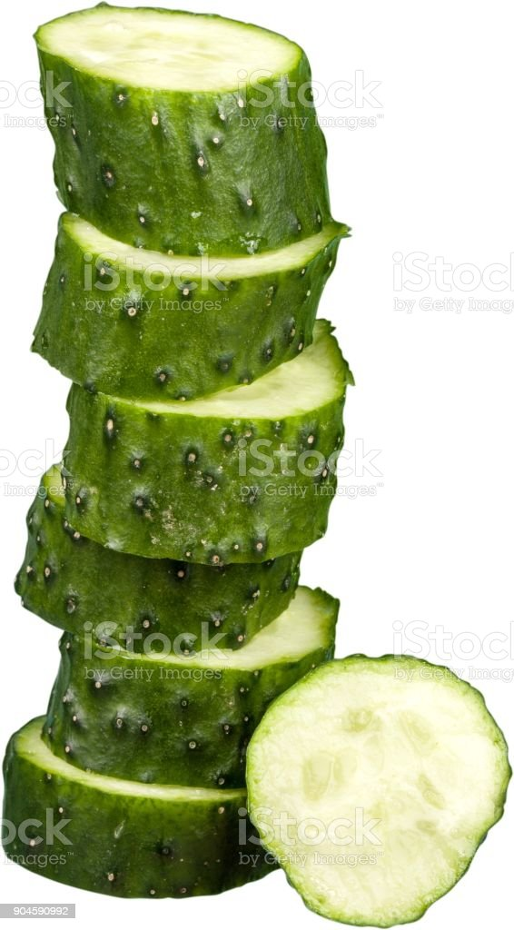 Cucumber. stock photo