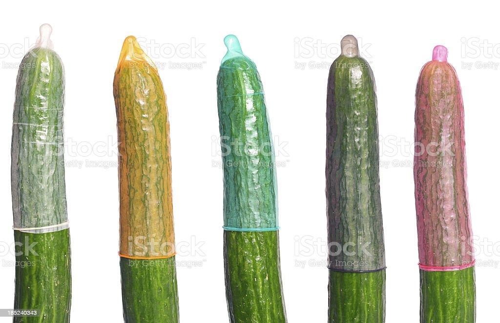 Секс с фруктами и овощами