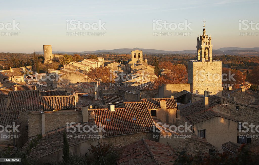 Cucuron, Provence, France - Photo