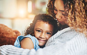 istock Cuddles from mom. Nothing more needed 905527676