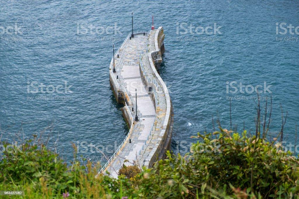 Cudillero, Asturias, Spain - Zbiór zdjęć royalty-free (Asturia)