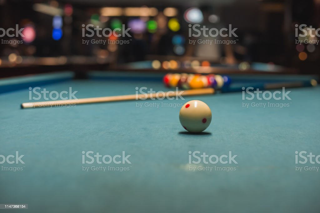 starting a new pool game