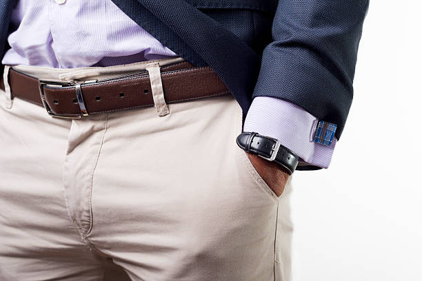 cuffs - belt stock photos and pictures