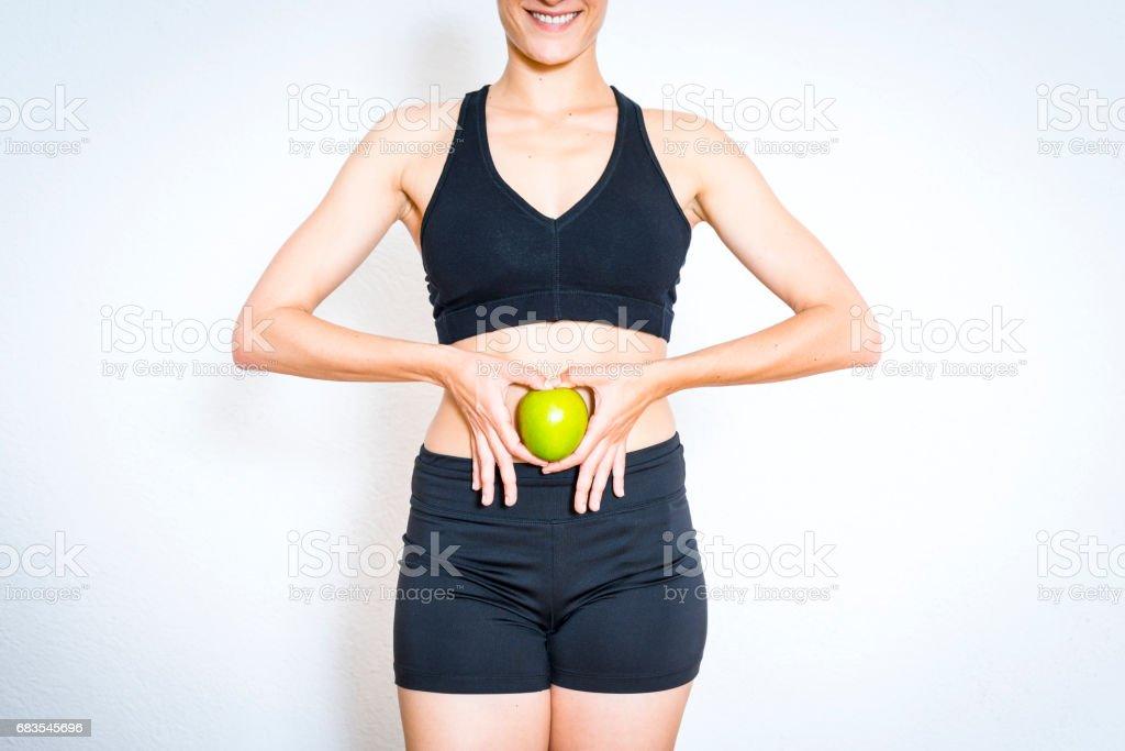 Cuida tu cuerpo stock photo
